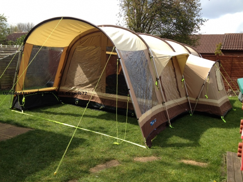 If ... & Kampa Filey 6 Classic Tent Reviews and Details