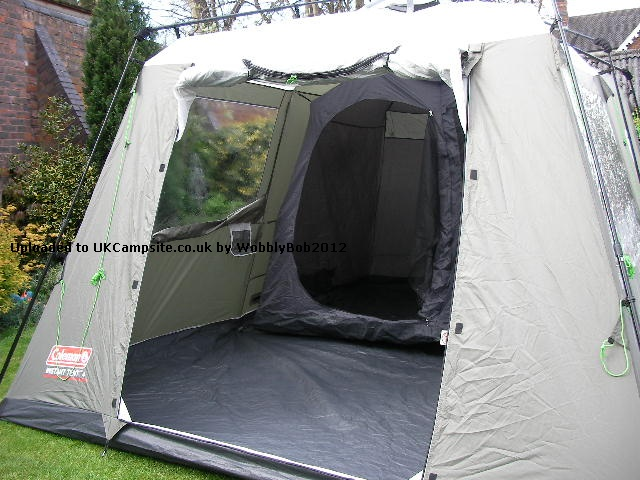 If ... & Coleman Instant 4 Tent Reviews and Details