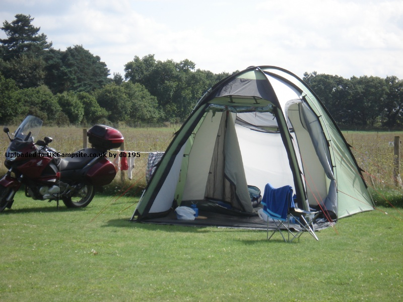 Robens Valley Lodge Tent Reviews and Details