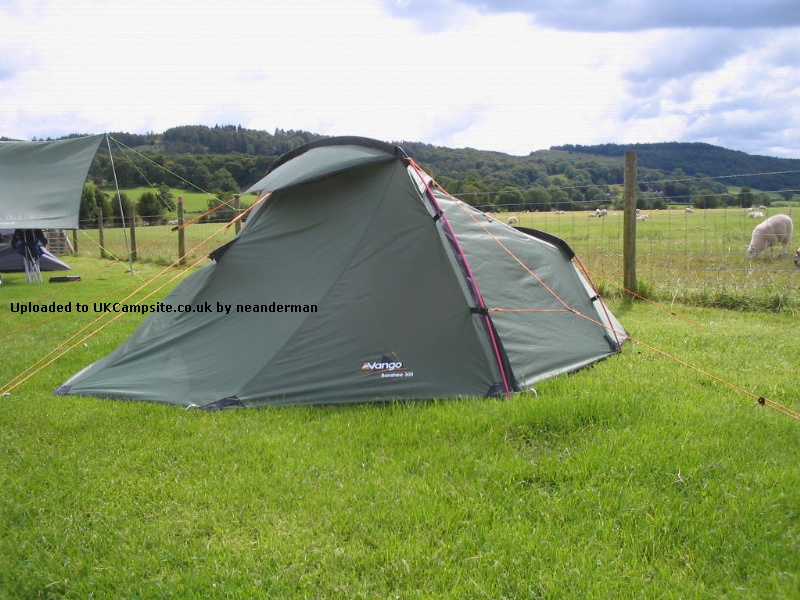 Vango Banshee 300 Tent Reviews and Details