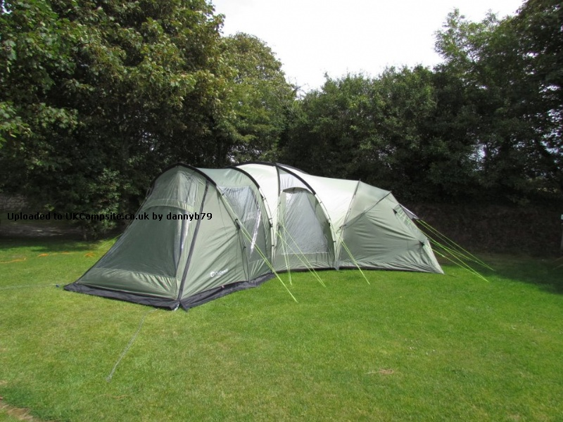 Outwell Hartford Xl P Tent Reviews And Details