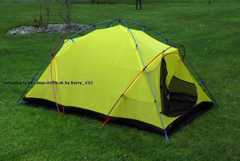 If ... & Terra Nova Superlight Quasar Tent Reviews and Details