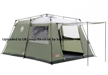If ...  sc 1 st  UK C&site & Coleman Instant 4 Tent Reviews and Details