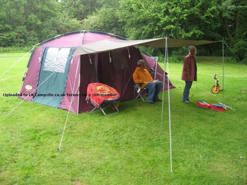 If ... & Quechua Tarp Utility Tent / Tarp Reviews and Details
