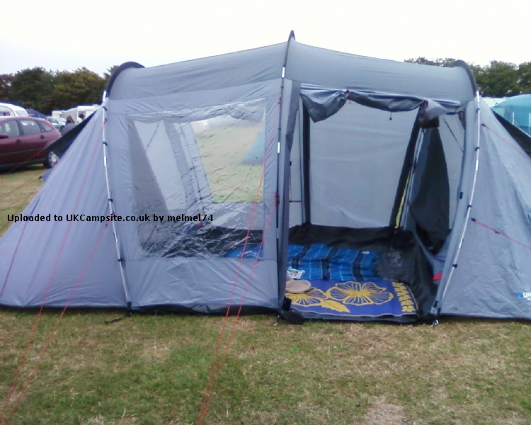 If ... & Halfords Urban Escape Family 4 Tent Reviews and Details