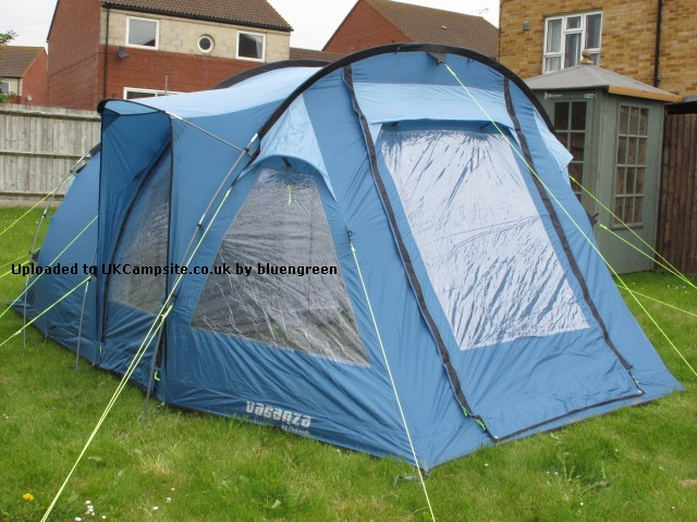 If ... & Outwell Vacanza Montreal 400 Tent Reviews and Details