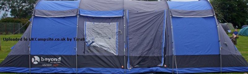 Gelert Beyond Meridian 8 Tent Reviews And Details