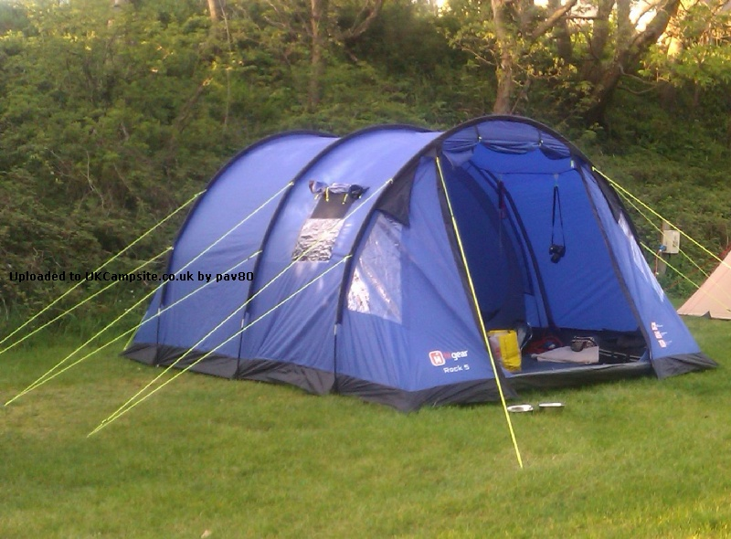If ... & Hi Gear Rock 5 Tent Reviews and Details