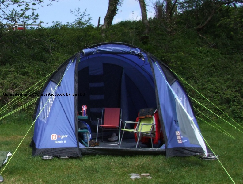 Mckinley Tents Price & McKinley Easy Rock 5 Person Tent