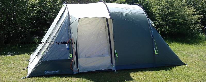 If ... & Outwell Virginia 5 Tent Reviews and Details
