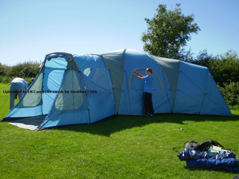 Member Uploaded Images - click to enlarge & Wynnster Cygnus 6 Tent Reviews and Details