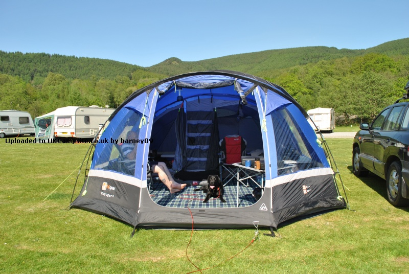 If ... & Hi Gear Voyager 6 Elite Tent Reviews and Details