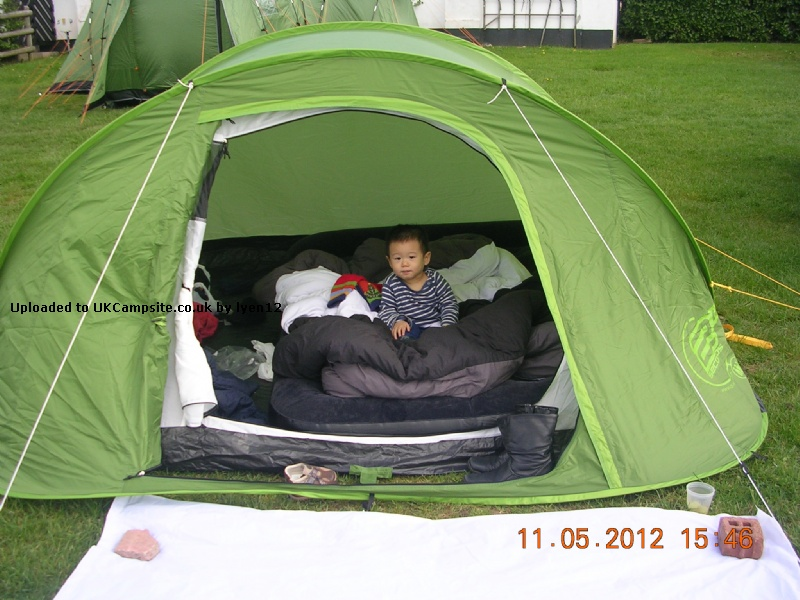 If ... & Quechua 2 Seconds IIII Tent Reviews and Details