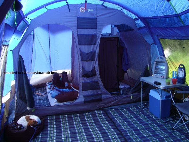 kalahari eclipse 8 person family tent size