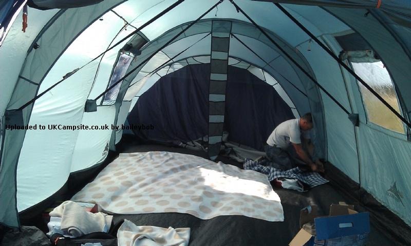 If ... & Vango Vista 800 Tent Reviews and Details
