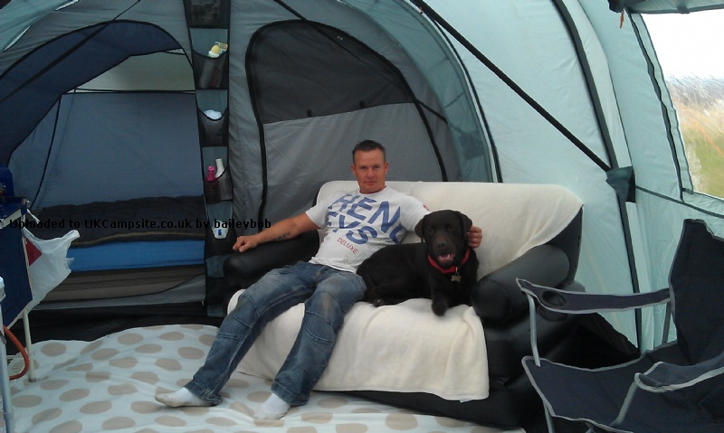 Vango Vista 800 Tent Reviews And Details