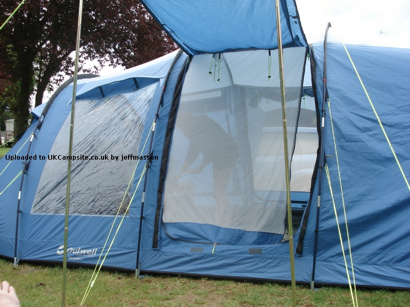 If ... & Outwell Nevada LP Tent Reviews and Details