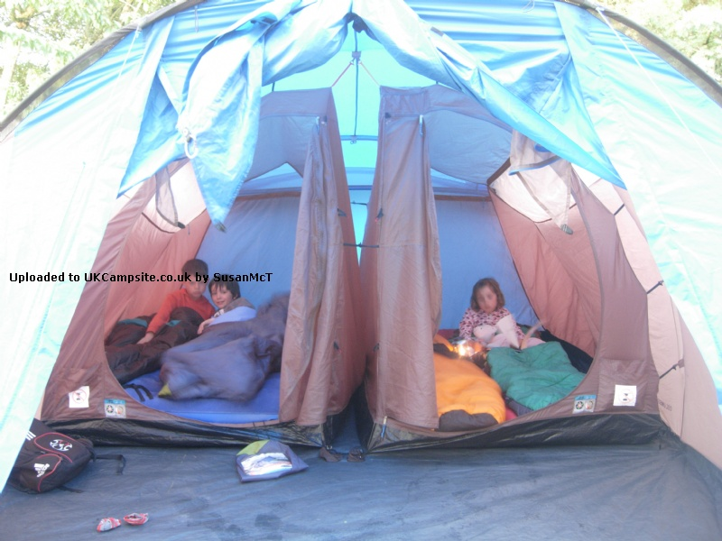 Member Uploaded Images - click to enlarge & Coleman Columbus 4 Tent Reviews and Details