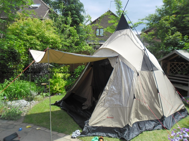 Member Uploaded Images - click to enlarge & Robens Landmark Tent Reviews and Details