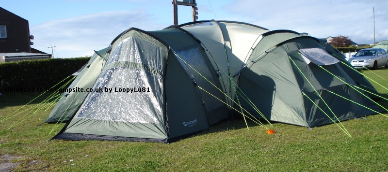 If ... & Outwell Hartford XXL Tent Reviews and Details