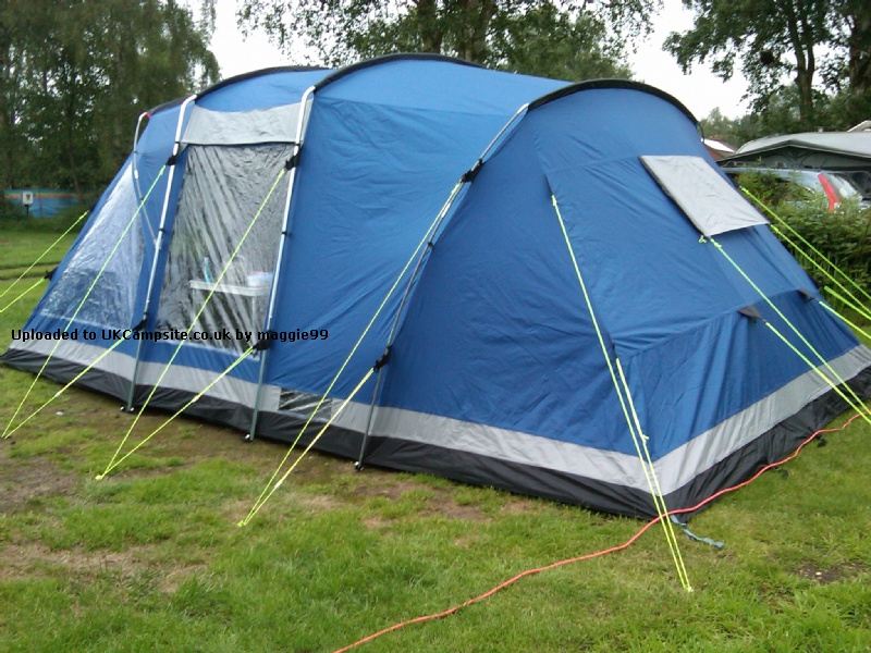 If ... & Outwell Magic Tent Reviews and Details