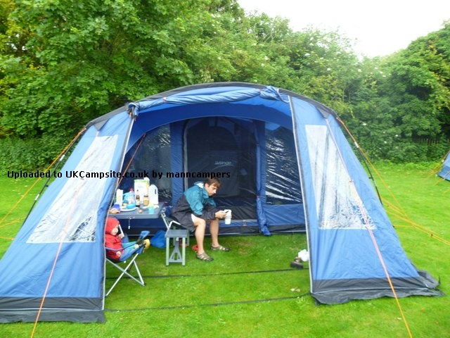 Vango Samara 600 Tent Reviews And Details