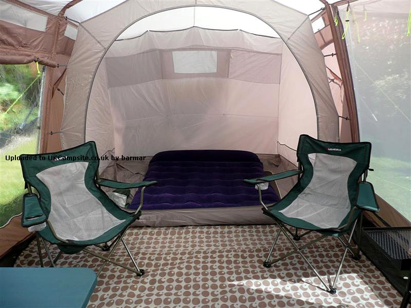 Merveilleux UK Campsite