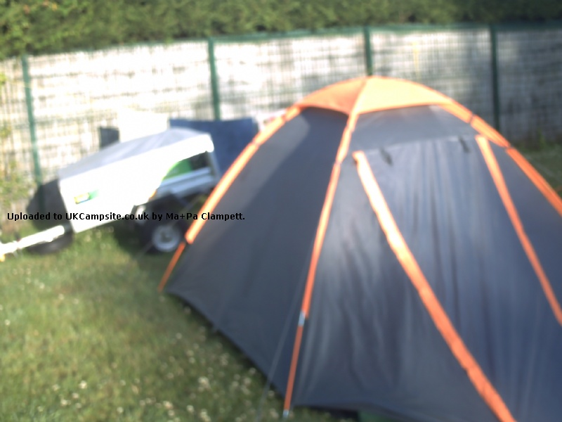 If ... & Tesco 3 Person Dome Tent Reviews and Details