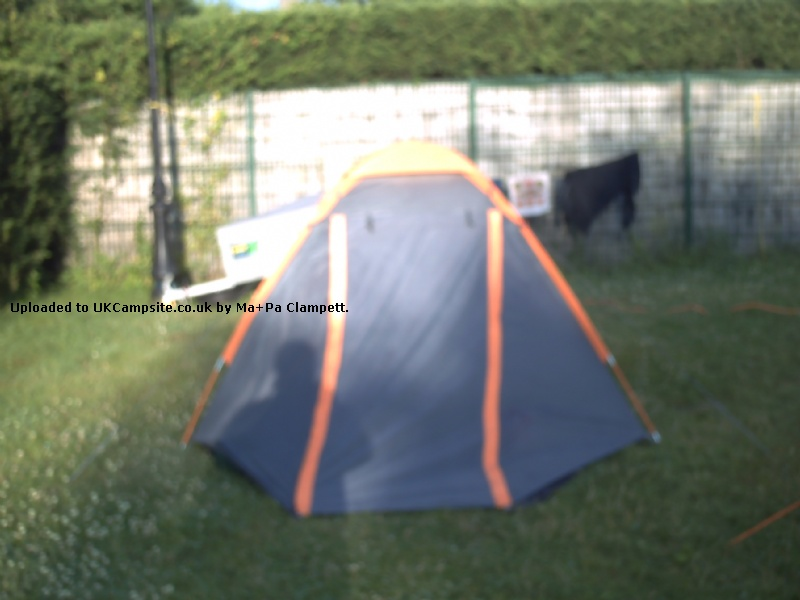 Member Uploaded Images - click to enlarge & Tesco 3 Person Dome Tent Reviews and Details
