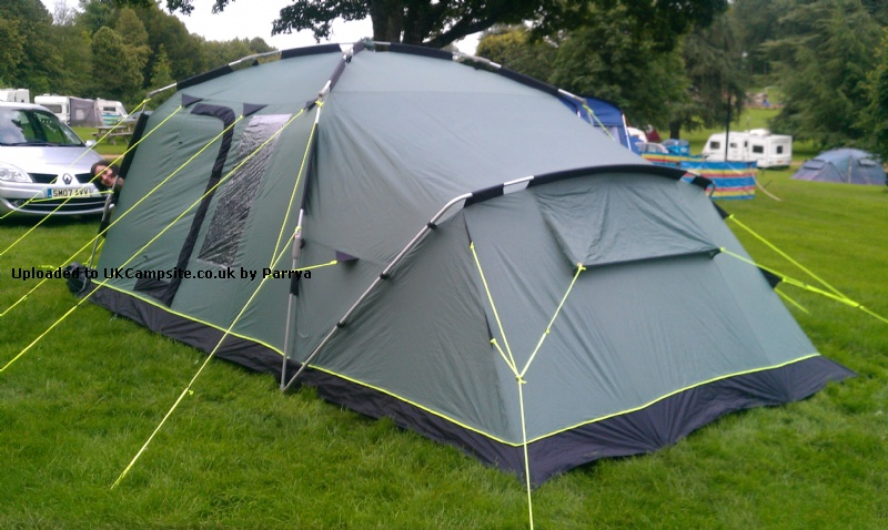 Member Uploaded Images - click to enlarge & Khyam Chatsworth Tent Reviews and Details