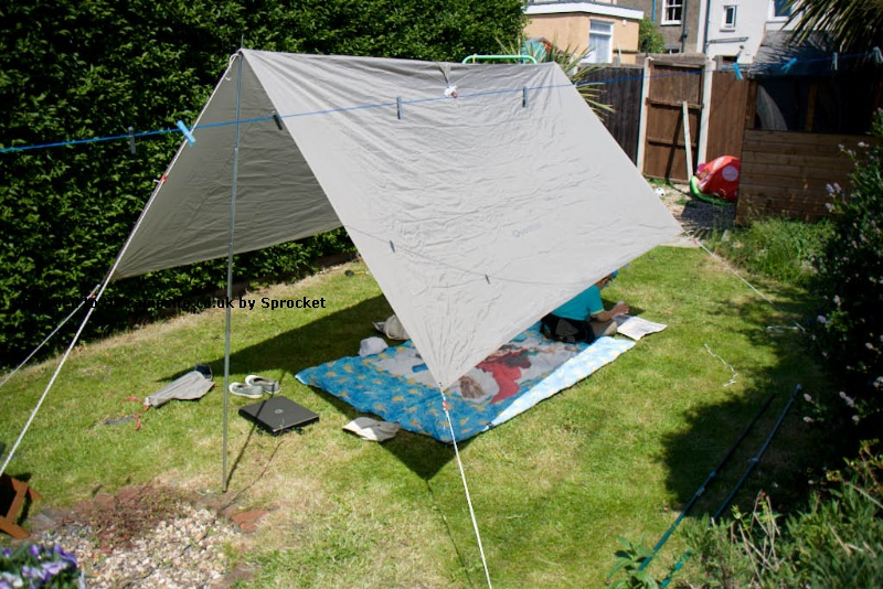 If you have a photo of this Utility Tent ... & Quechua Tarp Utility Tent / Tarp Reviews and Details