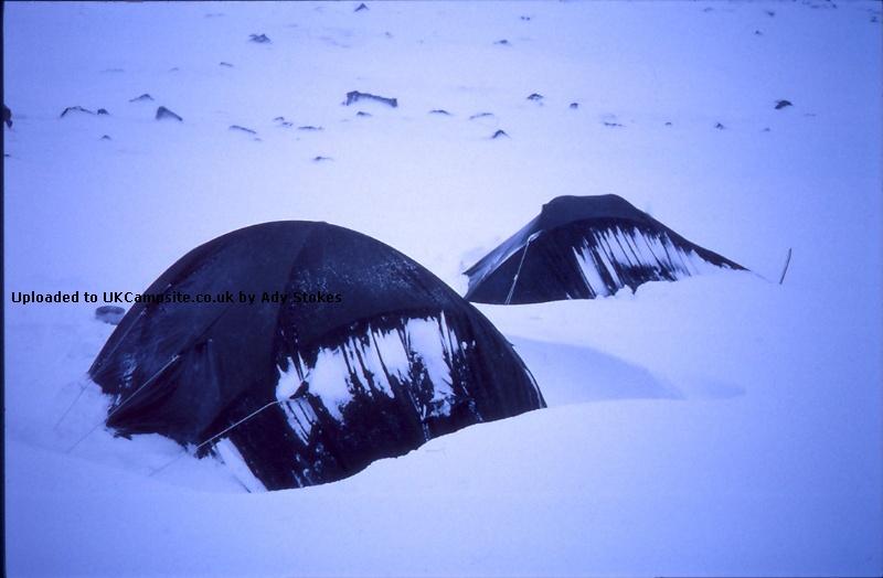 If ... & Terra Nova Quasar Tent Reviews and Details