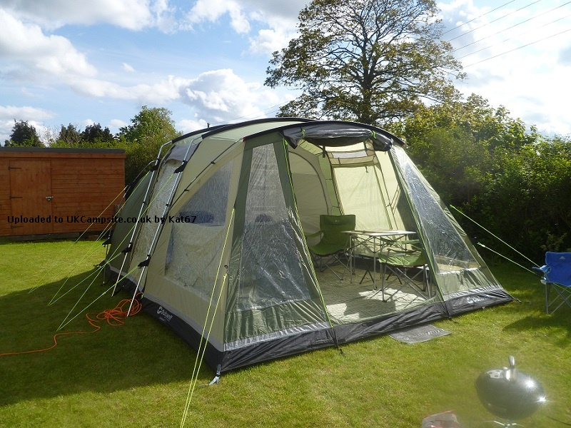 If ... & Outwell Oakland XL Tent Reviews and Details