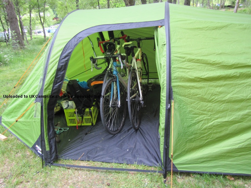 If ... & Vango Equinox 350 Tent Reviews and Details