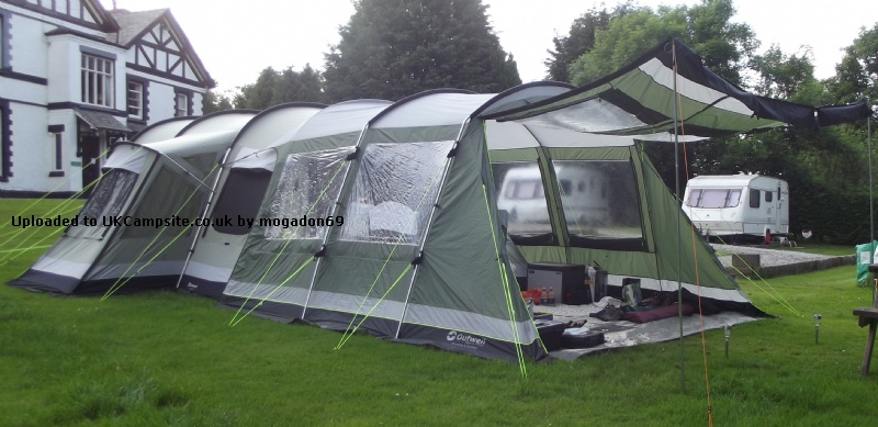 If ... & Outwell Montana Lake Tent Reviews and Details