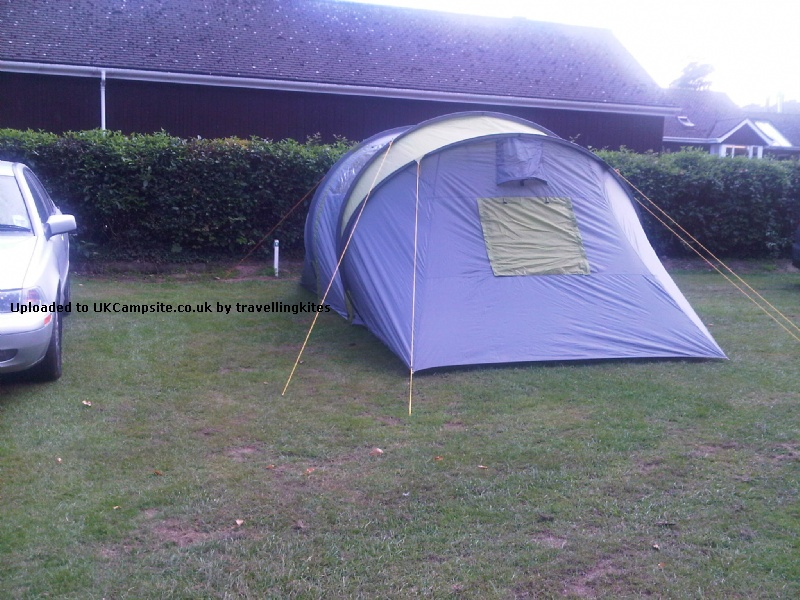 Member Uploaded Images - click to enlarge & Tesco 6 Person Vis a Vis Tent Reviews and Details