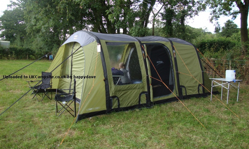 If ... & Vango Eternity 400 Airbeam Tent Reviews and Details