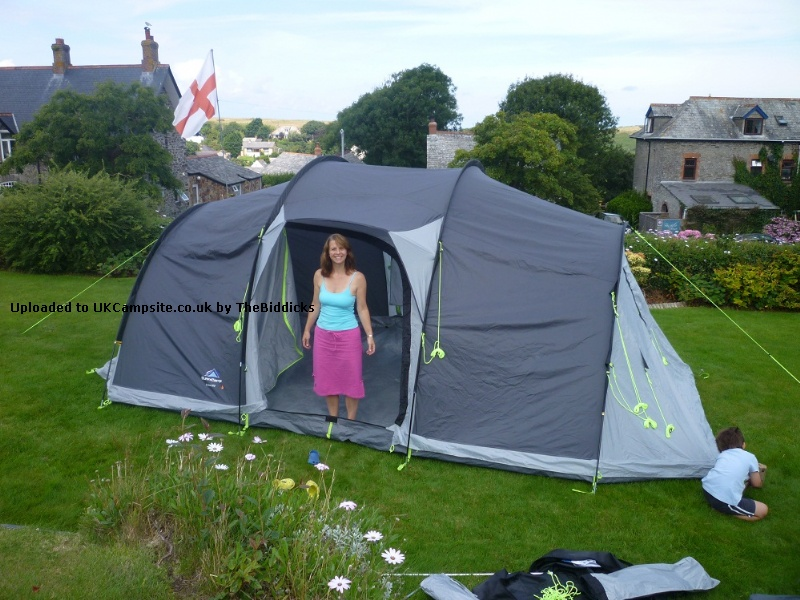If ... & SunnCamp Shadow 600 Tent Reviews and Details