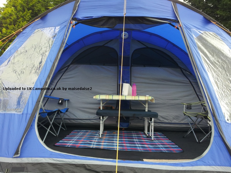 If ... & Vango Icarus 600 Tent Reviews and Details