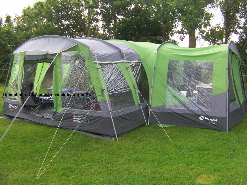 If ... & Gelert Beyond Corvus 5 + 2 Tent Reviews and Details