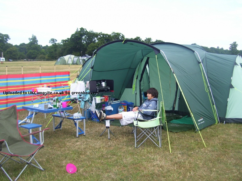 Member Uploaded Images - click to enlarge & Wynnster Raven 8 Tent Reviews and Details
