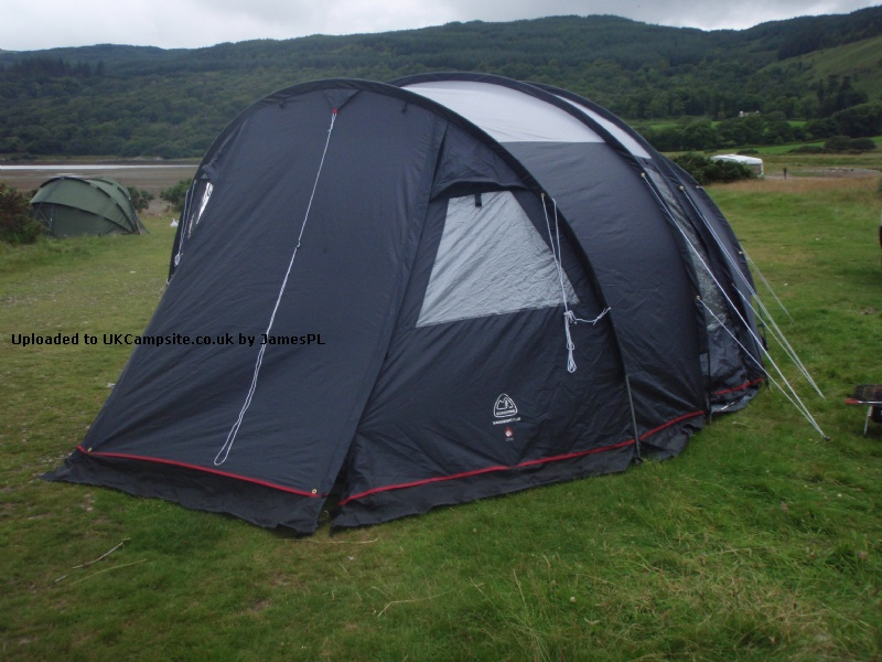 Member Uploaded Images - click to enlarge & Eurohike Sandringham Tent Reviews and Details