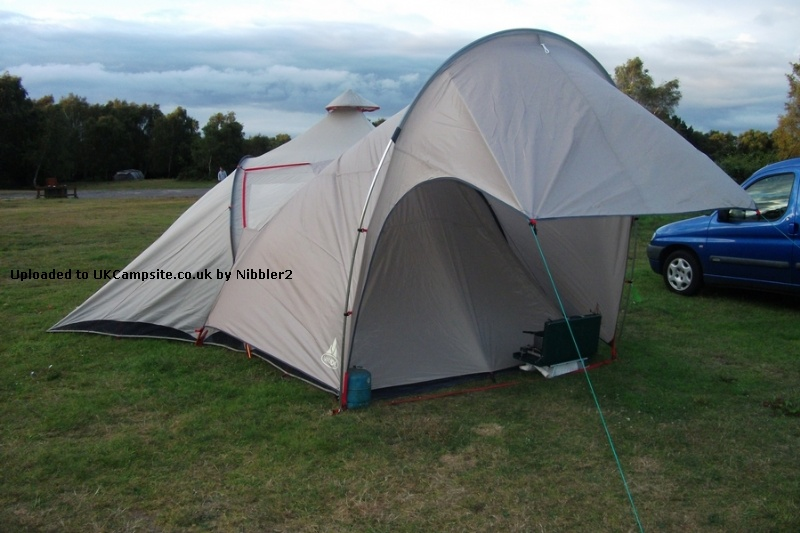 If ... & Vaude Badawi 4 Tent Reviews and Details