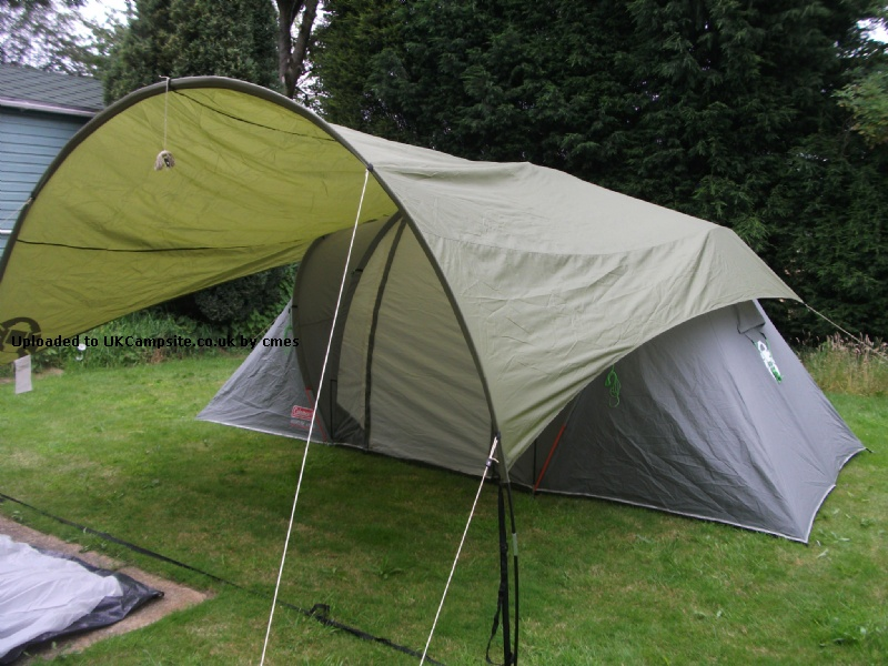 Member Uploaded Images - click to enlarge & Coleman Ridgeline 4 Plus Tent Reviews and Details