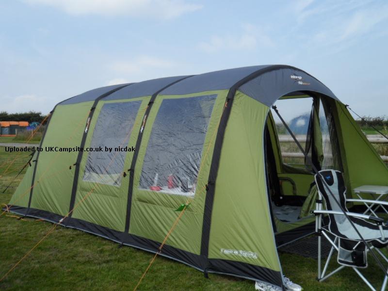 Vango Airbeam Tents Pictures
