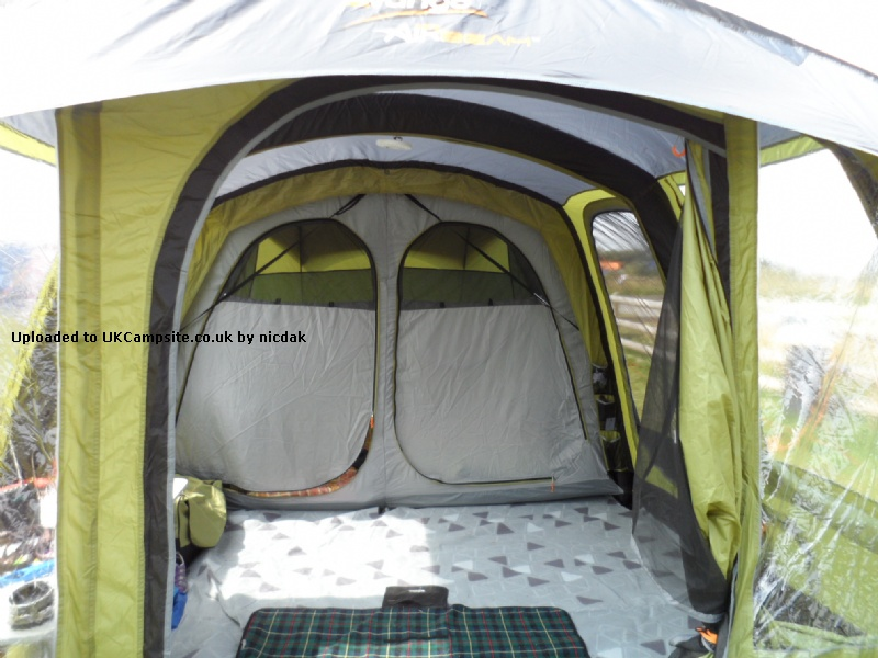 Vango Eternity 400 Airbeam Tent Reviews And Details