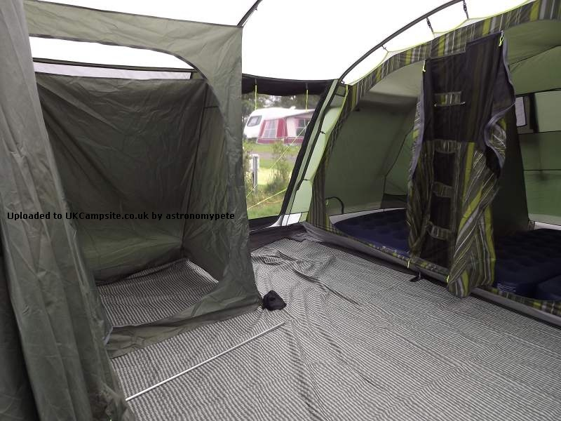 Outwell Vermont XLP Tent Reviews and Details