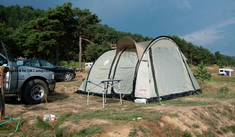 If ... & Coleman Mackenzie 4 Tent Reviews and Details