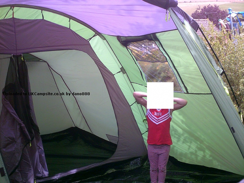 If ... & Freedom Trail Ullswater 6 Tent Reviews and Details