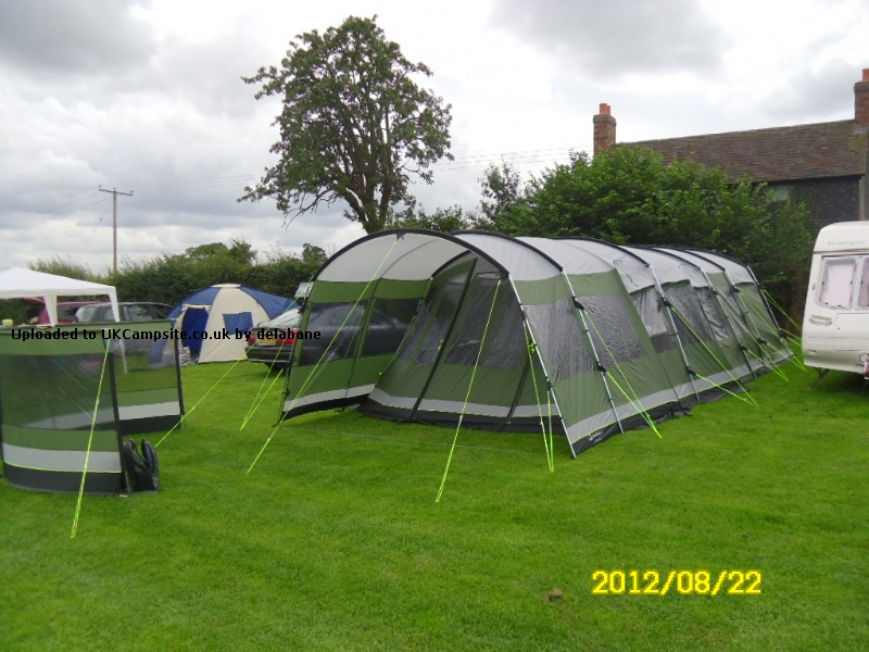 Outwell Montana 6p Front Extensiontent Extension Uploaded